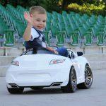 Elektrische auto voor je kind